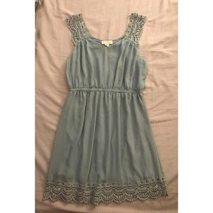 Forever 21 Chiffon Dress